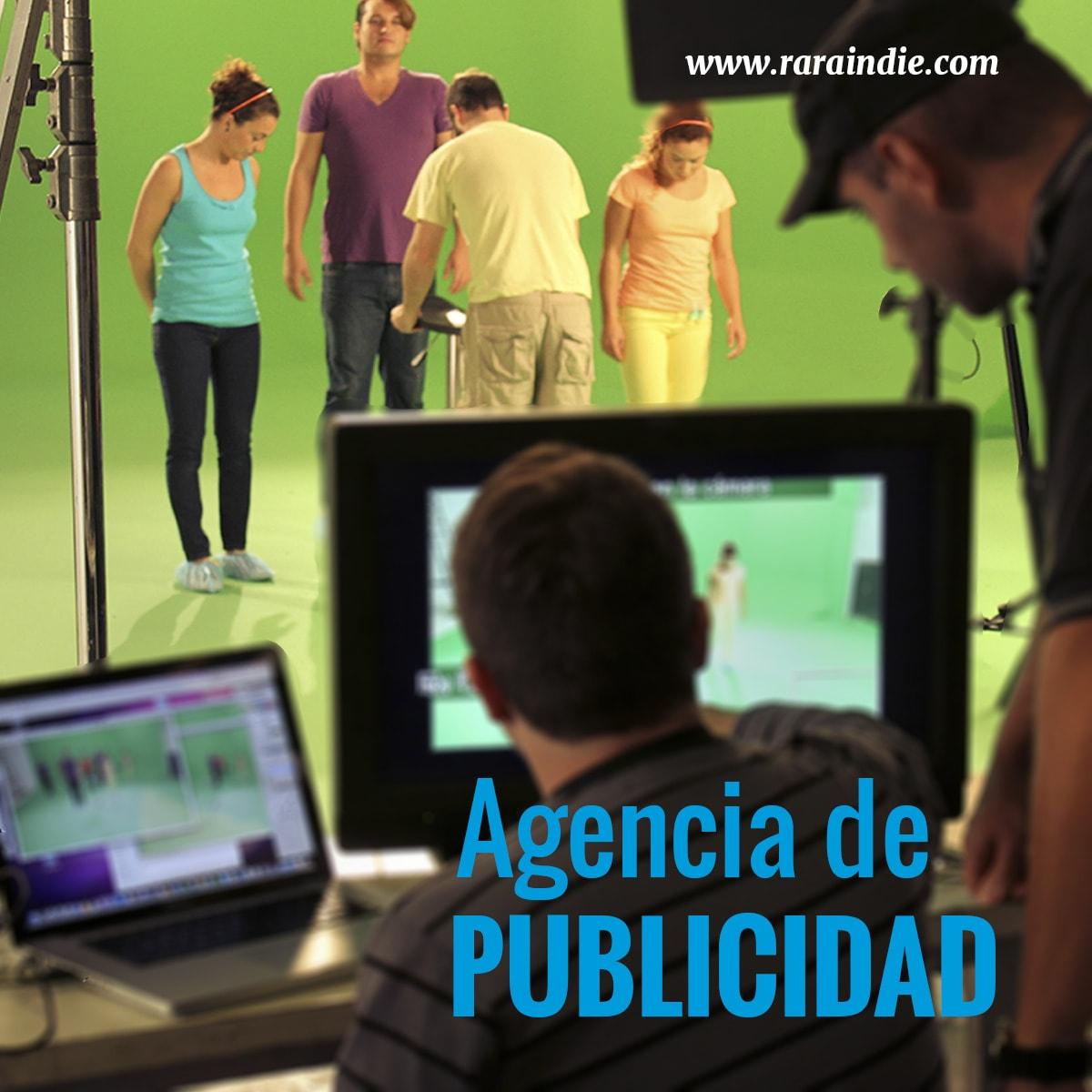 Agencia de publicidad destacada rara indie agencia creativa for Agencia de publicidad