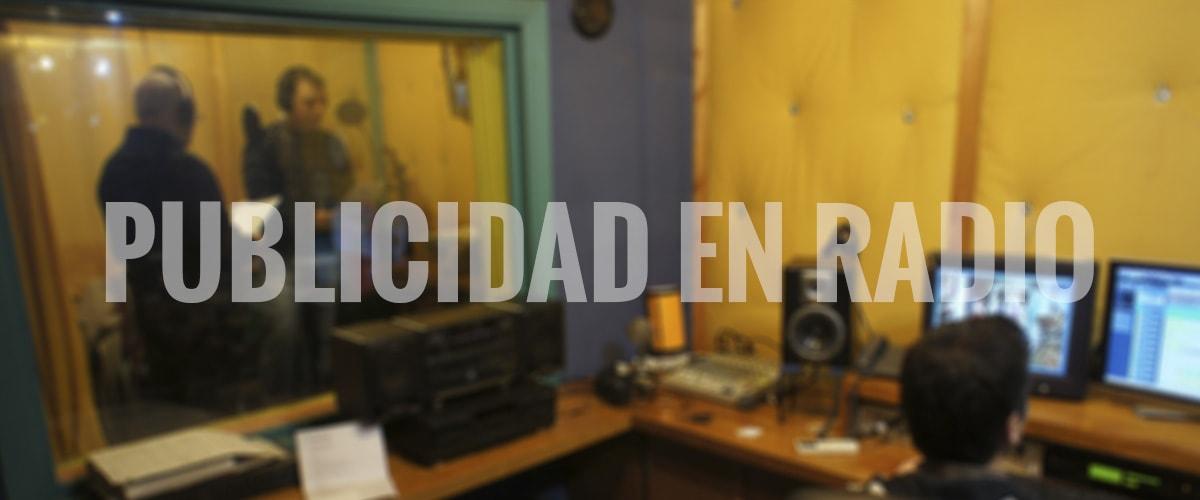 agencia de publicidad-radio