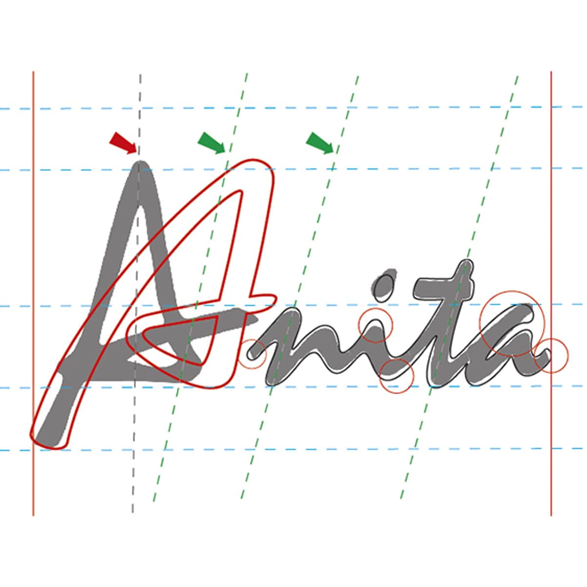 Branding Anita Valiente