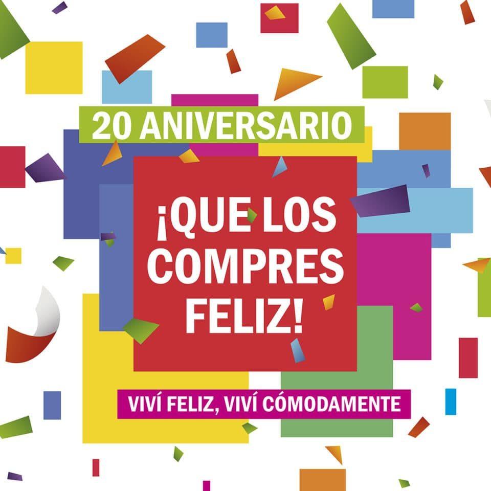 Campaña 20 Aniversario Daniel Hogar