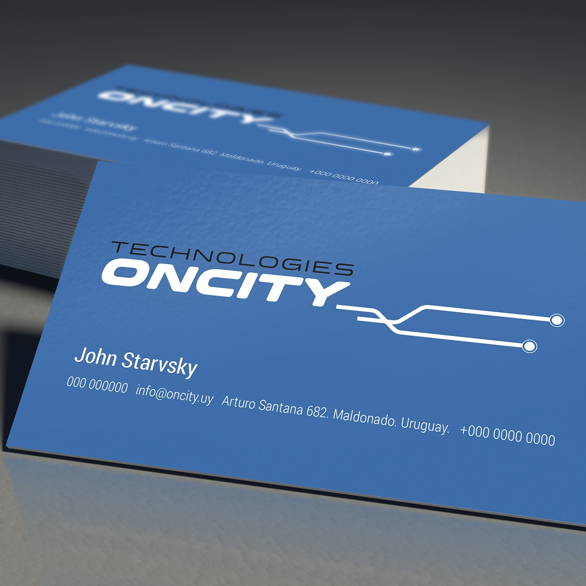 oncity BRANDING
