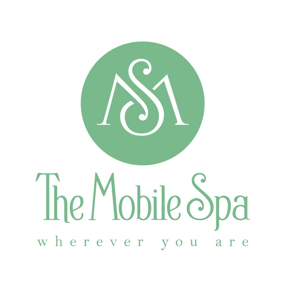 the mobile spa rebranding