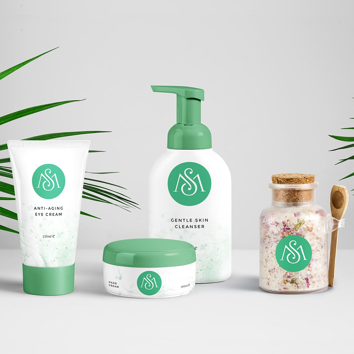 the mobile spa rebranding