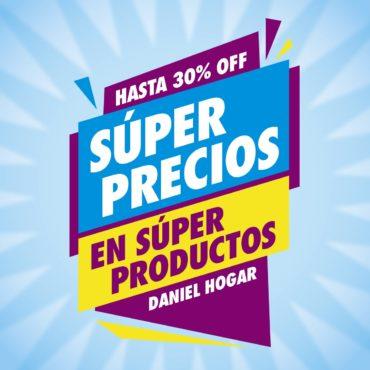 DANIEL HOGAR | Promo