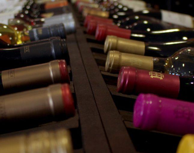 Maridaje perfecto, el vino y el Branding