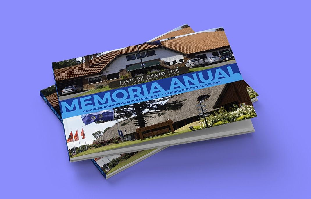 memoria anual ccc