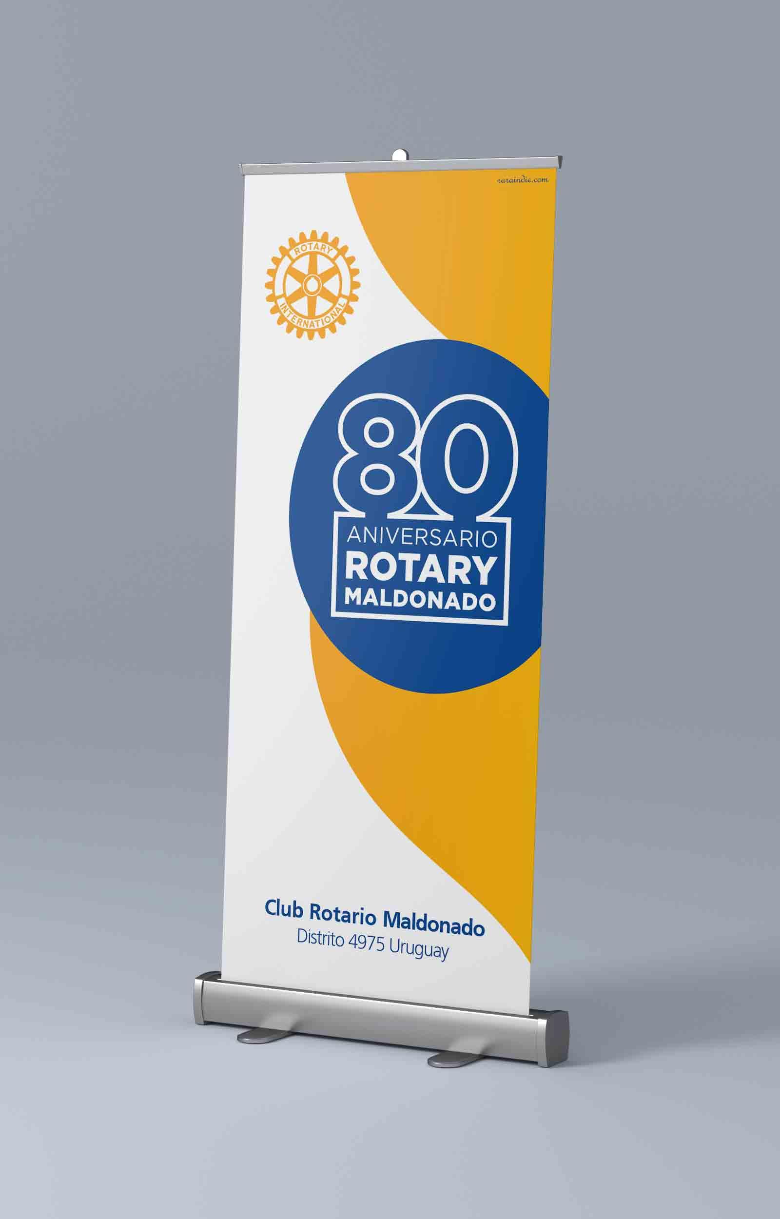 80 Aniversario Rotary Club Maldonado