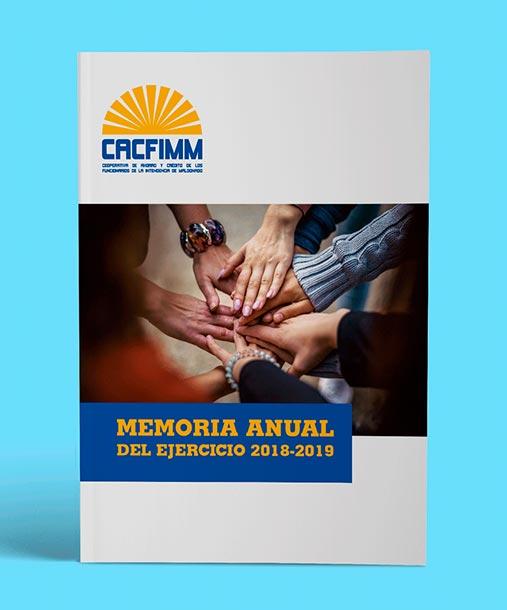 Memoria anual CACFIMM 2019