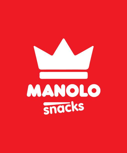 Manolo Snacks Rebranding