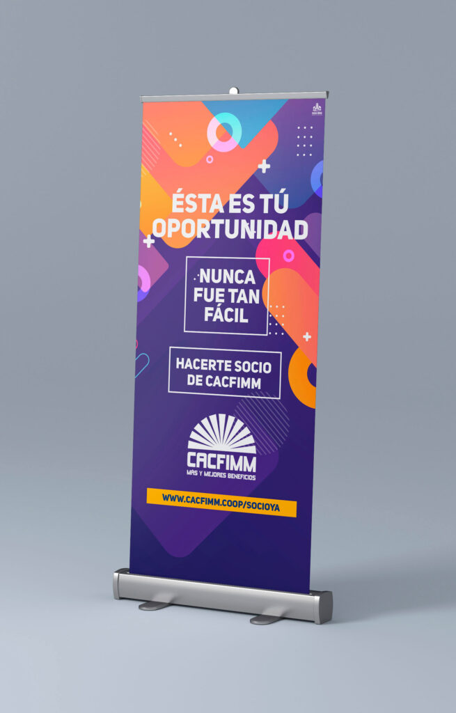branding y campaña de socios
