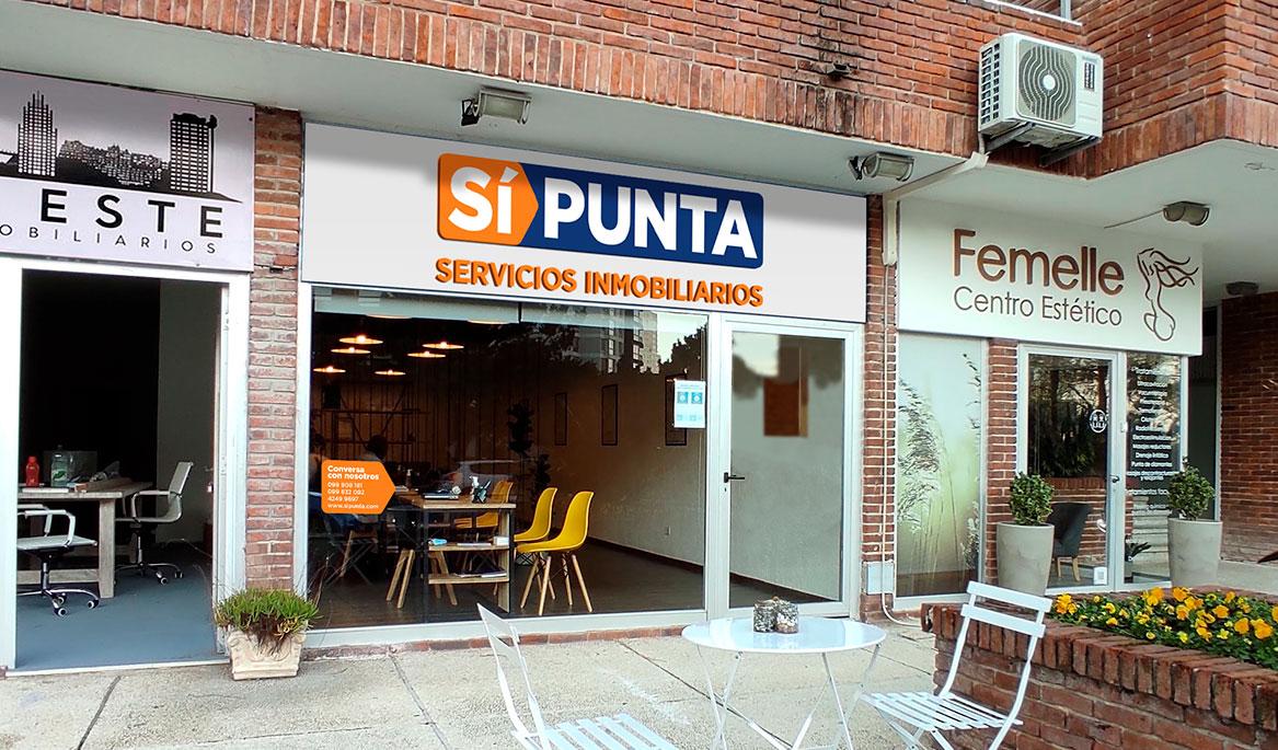 Rebranding SiPunta Servicios Inmobiliarios